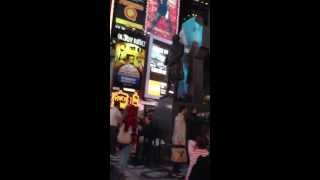 Time Square NYC 360 view! 2013 clip. Your dream? Always a must see!!!