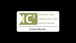 Test IC3-GS4 Living Online (IC3-GS4 đời sống trực tuyến)