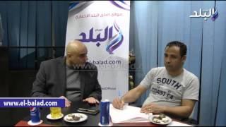 بالفيديو.. عزمى مجاهد: وزير الرياضة 'شاهد ماشافش حاجة'