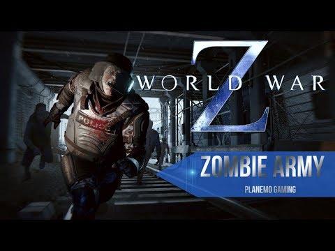 "WORLD WAR Z ONLINE ➤ ПРОКАЧКА КЛАССА ""СТРЕЛОК"""