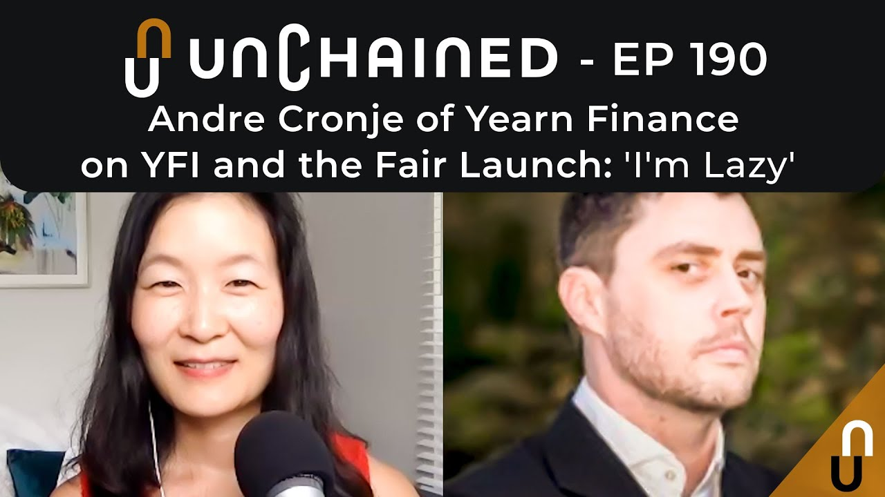 Andre Cronje of Yearn Finance on YFI and the Fair Launch: 'I'm Lazy' - Ep.190
