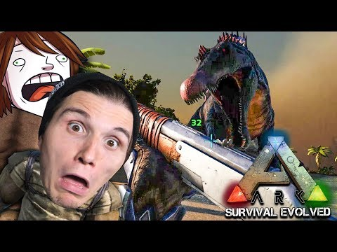 Wir JAGEN den SPINOMAN ☆ ARK: Survival Evolved #62