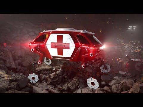 Conversations with Tim Palmer - Hyundai's 'Walking' Car