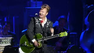 Stray Cat Strut Brian Setzer Orchestra Academy Of Music Philadelphia 11 17 17