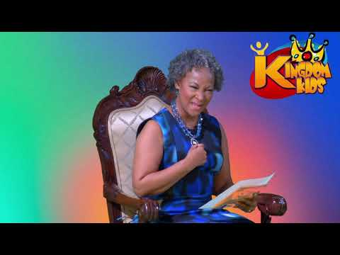 MFM Kingdom Kids Sunday Service 10-10-21 ~Bible Stories with Dr. Mary L House
