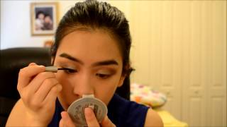 Makeup MAYhem Day 26 - GRWM 5: Silver Eye Makeup for Glasses Thumbnail