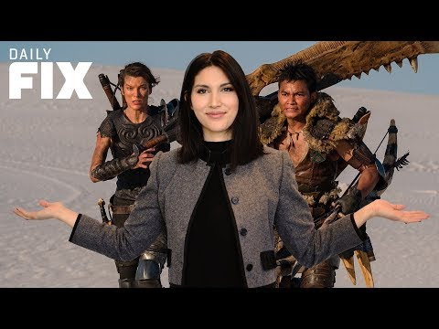 Who Asked for a Monster Hunter Movie? - IGN Daily Fix thumbnail