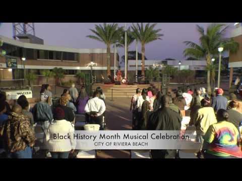 Riviera Beach Black History Month Musical Celebration