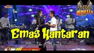 Download EMAS HANTARAN - YENI INKA FEAT CAK FENDIK DKI - DUET ROMANTIS - OM ADELLA TERBARU 2021