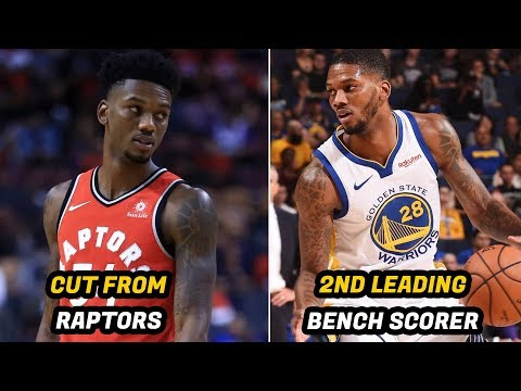 From $170 G League Tryout to Golden State Warriors: The Story of Alfonzo McKinnie