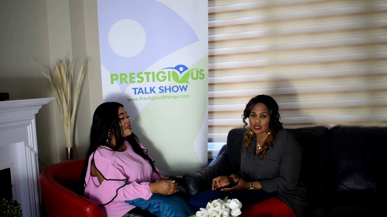 An exclusive interview with the CEO of Rollyrosa foundation on Prestigious Talk Show