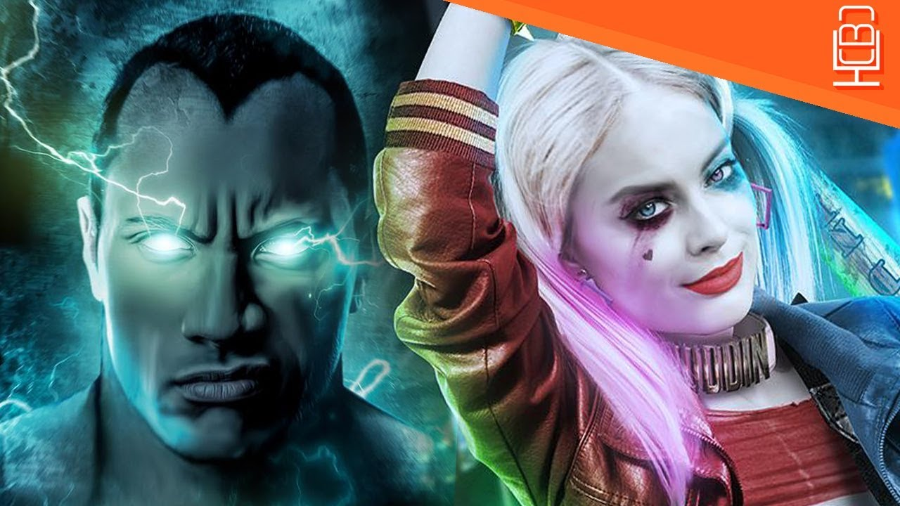 Black Adam coming to Suicide Squad 2