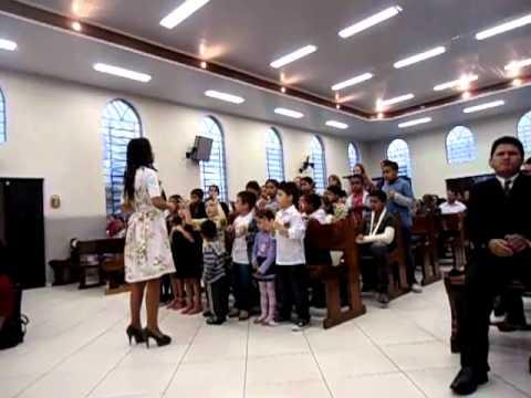 Redenção - Fernanda Brum (Crianças Cantando)