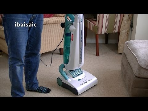 Hoover Freedom Eco G Bagless Upright Vacuum Cleaner Unboxing & First Look