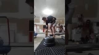 Pin lift- 150, 175, and 200lbs