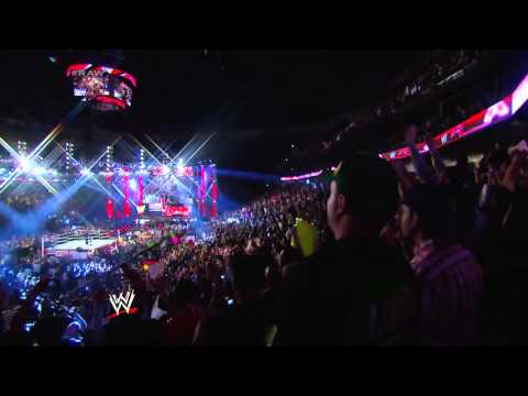 WWE RAW 7th April 2014