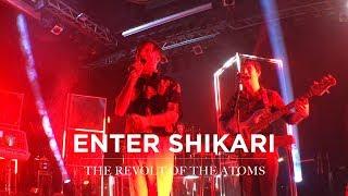 Enter Shikari - The Revolt of the Atoms    Live @ Alcatraz