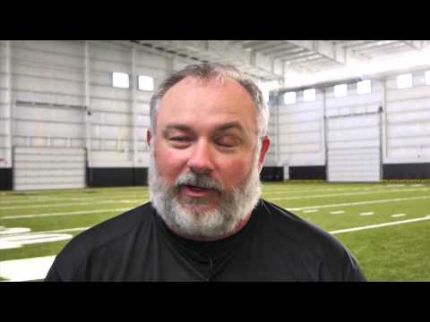 Get To Know Your Coach-Paul Croft, Defensive Line