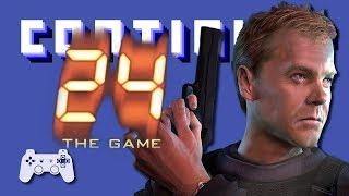 24 The Game (PS2) - Continue?