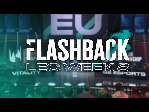 FLASHBACK | LEC 2019 Week 8 (Spring)
