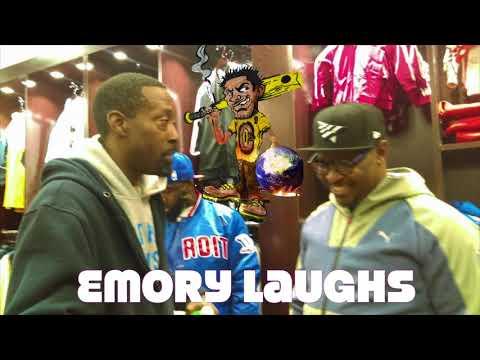 Roc Nation Emory Vegas Jones Signs ChrisScales #ROCNATION