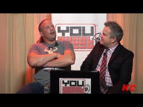 Rob Van Dam Talks Weed - Explaining 420 Leg Drop To Vince & More
