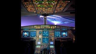 Oficial piloto de la USAF tuvo comunicacion con seres de otro mundo desde su avion