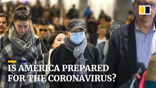 US prepares for widening coronavirus outbreak as Covid-19 epidemic spreads