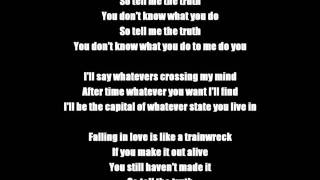 New Found Glory   TrainWreck lyrics  Radiosurgery Full Album Free Download