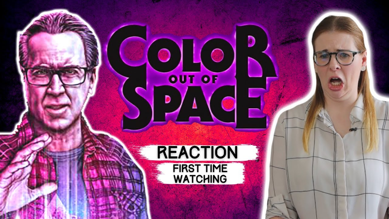 Download COLOR OUT OF SPACE (2019) REACTION VIDEO! FIRST TIME WATCHING!