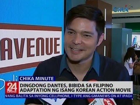 Dingdong Dantes, bibida sa Filipino adaptation ng isang ...