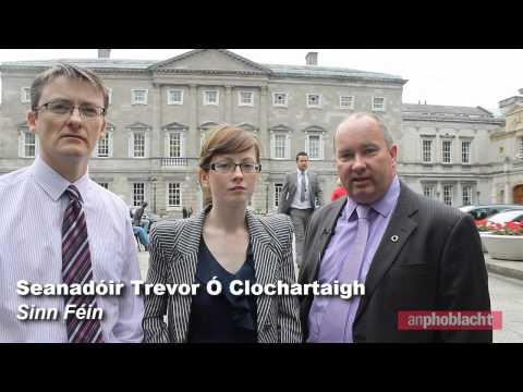 Ba chóir don rialtas dul i ngleic ar dífhostaíocht i measc daoine óga - Trevor Ó Clochartaigh