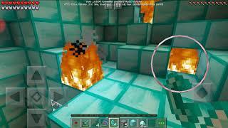 Thu thach trong vong 2 phut dao duoc 1000 kim cuong :minecraft Thu thach boy gaming