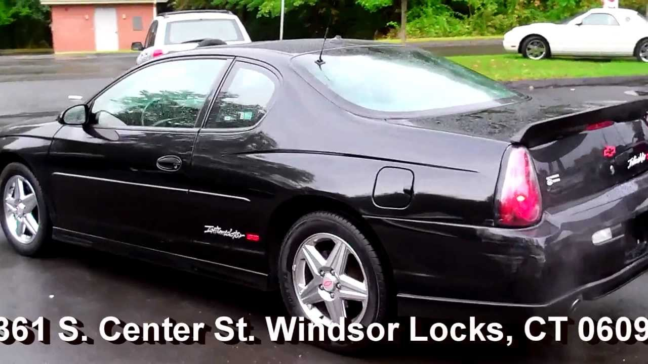 2004 Chevy Monte Carlo SS Coupe Intimidator Dale Earnhardt     YouTube