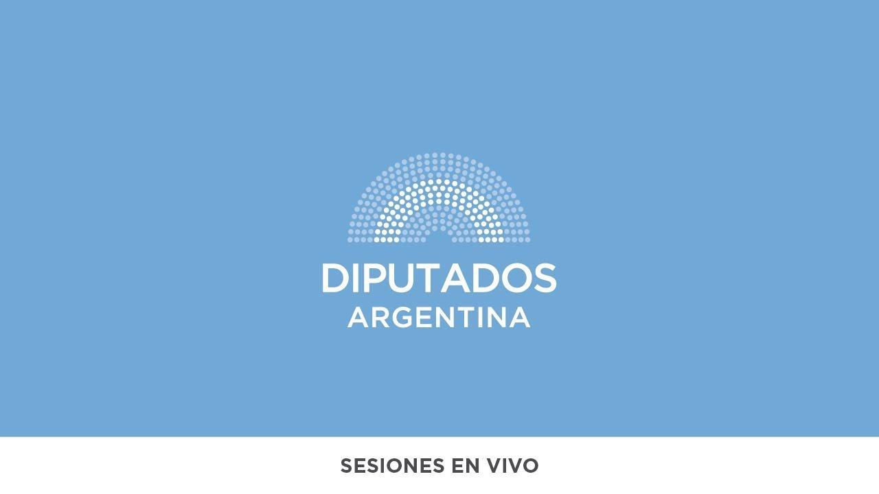 SESIÓN EN VIVO: H. Cámara de Diputados de la Nación - 13 de Junio de 2018