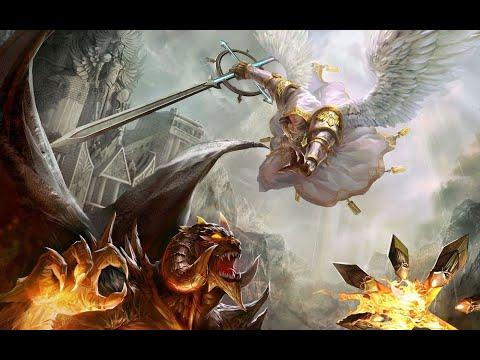 Билд Очищающие пламя, косплей Ангела, актуален под 3.10 (Purifying Flame)