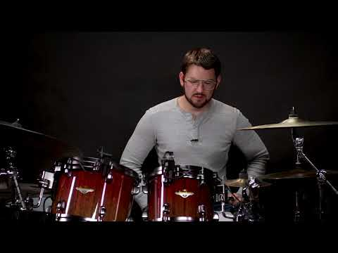 Tama Starclassic Bubinga Exotix Drum Kits with Matt Garstka