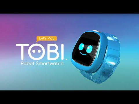 Introducing Tobi Robot Smartwatch | Little Tikes