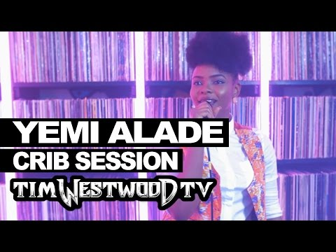 VIDEO: Yemi Alade Freestyles on TimWestwood's Crib Session