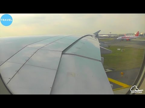 Air France A380 Awesome Departure from Paris Charles De Gaulle Airport!