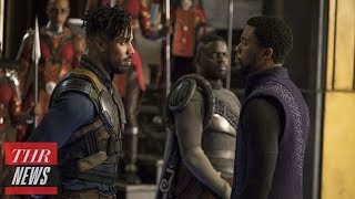 'Black Panther' Could Devour $200M in U.S Debut | THR News thumbnail