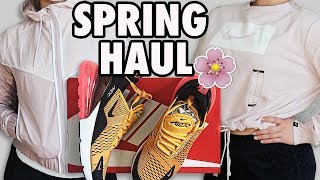 Spring Workout Clothing Haul + Make Money Selling Your Stuff