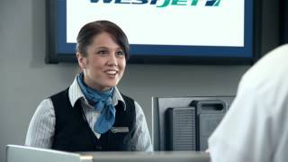 Shake it off - WestJet Plus - R.A. Dickey