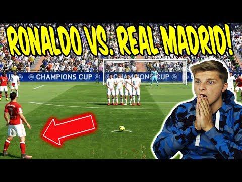 FIFA 17 KARRIEREMODUS - C. RONALDO vs. REAL MADRID! ⚽⛔️ - GAMEPLAY BAYERN KARRIERE (DEUTSCH) #111