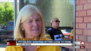 Pittsburgh natives speak out about synagogue shooting