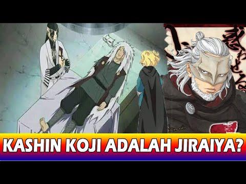 AKHIRNYA MISTERI TERPECAHKAN!!! KASHIN KOJI ADALAH JIRAIYA