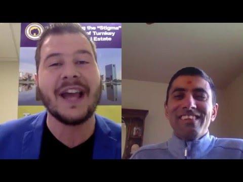 Investor Testimonial with Rajesh from California! - Ohio Cashflow
