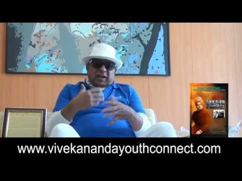 Dr B.K modi -My Message to Youth-Vivekananda Youth Connect-Inspiration