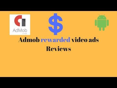 admob rewarded video ads revenue vs interstitial ads - YouTube