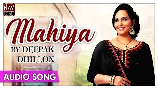Aaja Mahiya (Deep-Ak) Mp3 Song Download